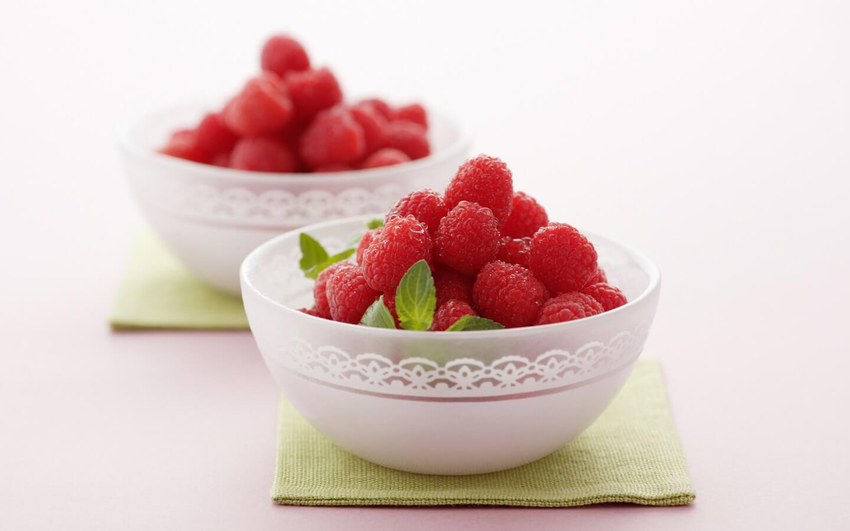 Bowl Cake Fruits