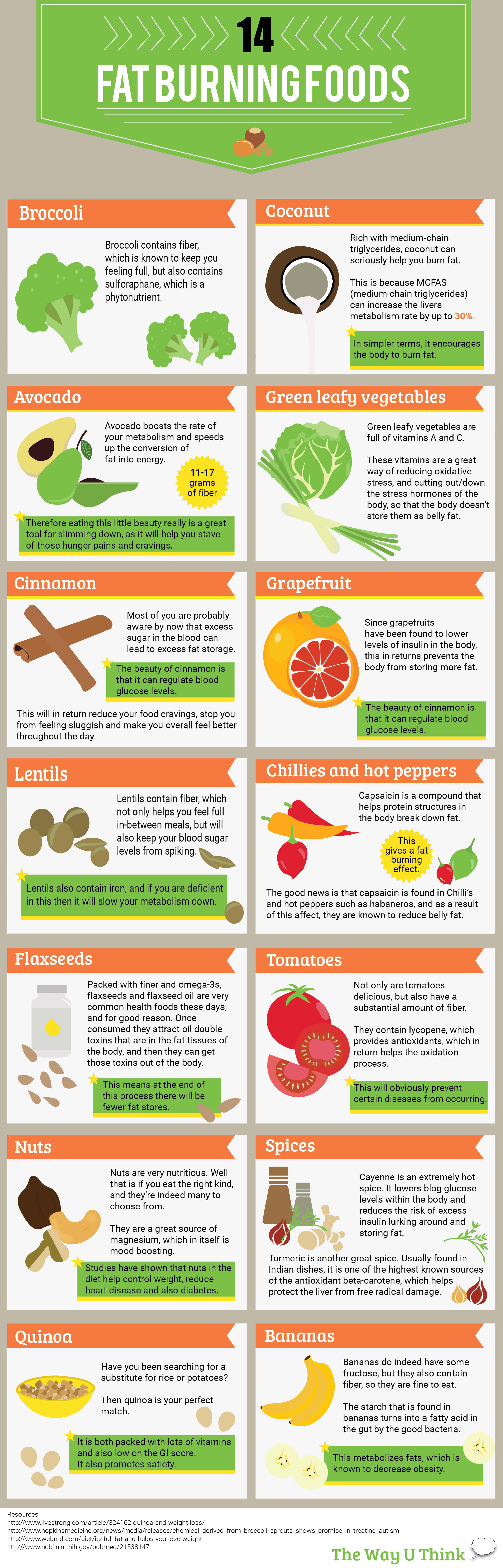 Foods to eat while burning fat diet