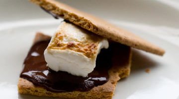 Perfect Vegan S'mores for Any Camping Trip