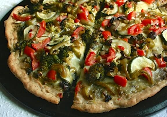 Veg Kitchen Pizza