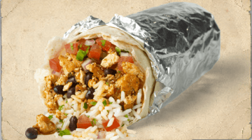Chipotle's Tofu Sofritas: Get a Free Meal!