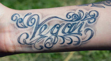 A Guide On How And Where To Get A Vegan Tattoo
