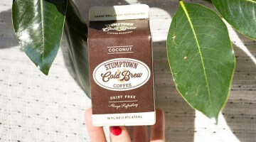 Stumptown Vegan Cold Brew Hits the Market