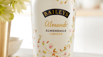 Vegan Baileys Irish Cream With Almond Milk