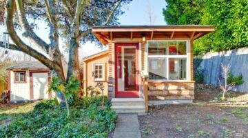 How Tiny House Living Meshes With the Vegan Mindset
