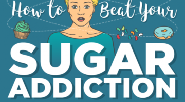 The Vegan Path To Beating Your Sugar Addiction (Infographic)