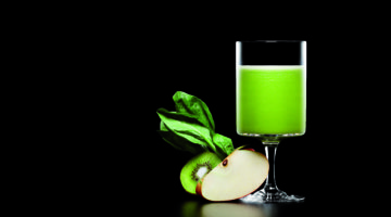 Three Green Juices From HUROM Perfect For Springtime