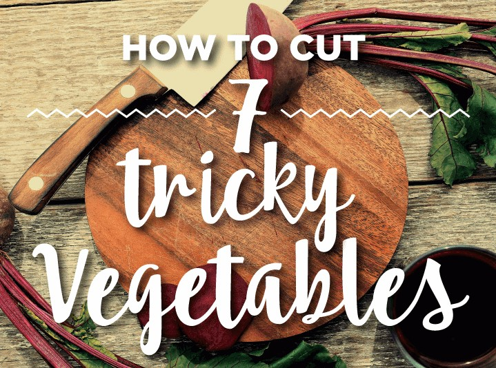 How To Cut 7 Tricky Vegetables (Don't Give Up On Your Veggies Yet!)