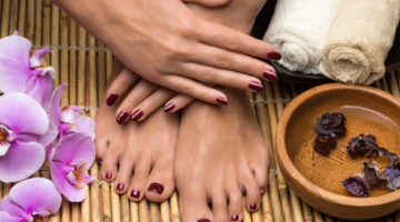 7 DIY Foot Scrubs And Soaks For Softer And Smoother Feet