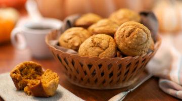 The Perfect Fall Treat: Egg-Free Pumpkin Muffins