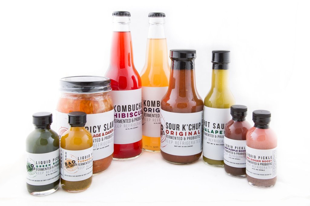 Bad Ass Organics: Condiments Packed With Probiotics