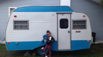 Mom And Daughter Duo: Our Big Move To A Tiny House! Kind of…