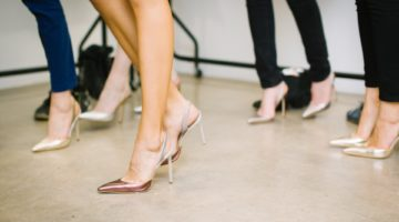 Why Do High Heels Hurt?