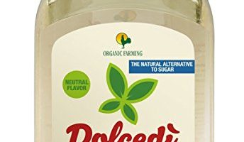 The New Dolcedì's all-natural liquid sweetener from Rigoni di Asiago and it's Vegan!